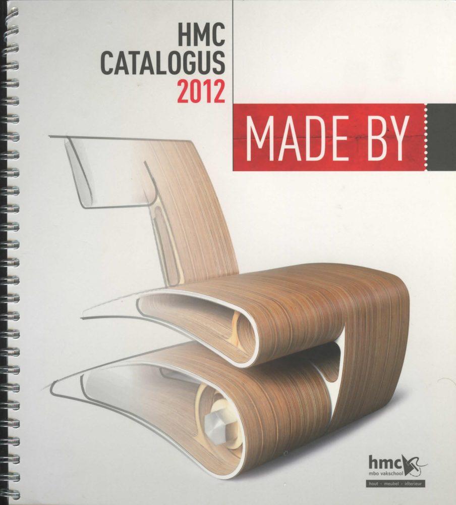 HMC 2012 catalogus cover