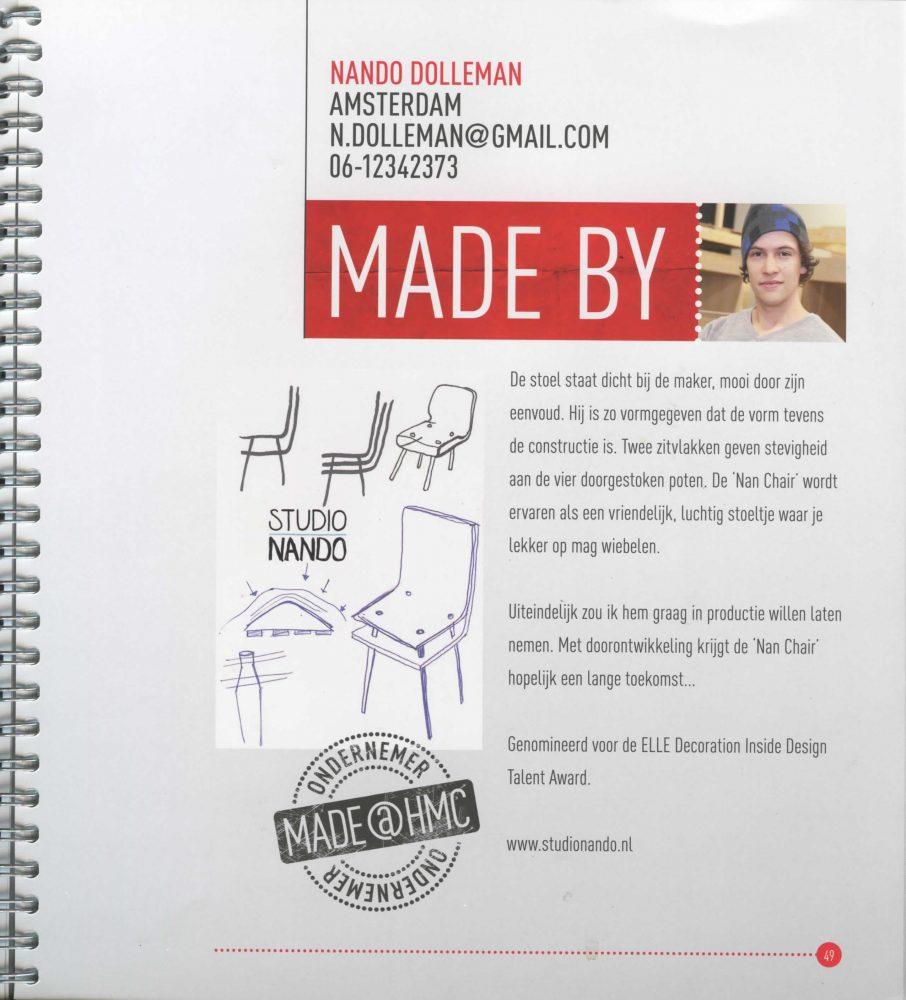 HMC catalogus Nando